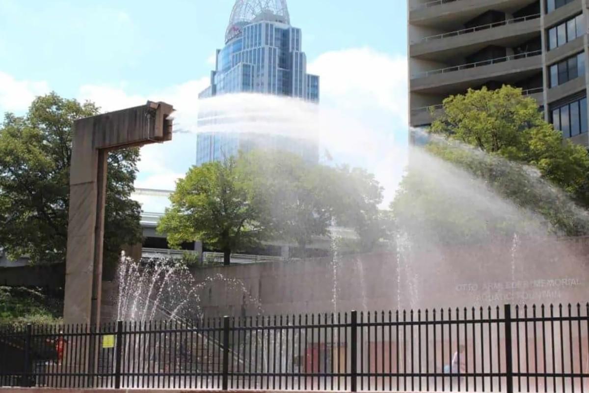 Armeleder Memorial Sprayground